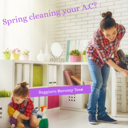 Spring Cleaning… Your Air Conditioner?