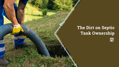 The Dirt on Septic Tank Ownership