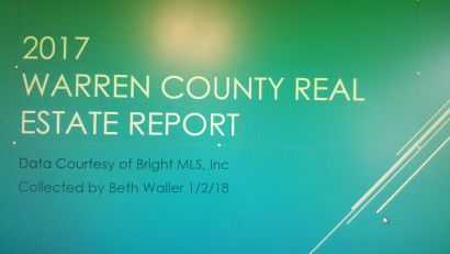 Warren County, VA Real Estate Market Recap 2017