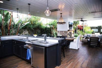 2018 Outdoor Living Trends: Jaw-Dropping Transformations