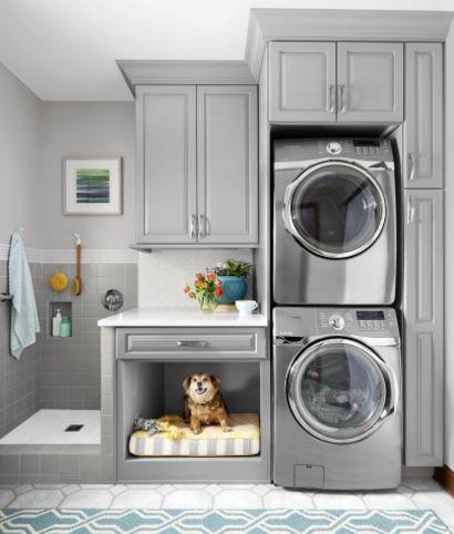 My dream… laundry room