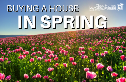 Buying a Home this Spring? Make Sure You're Prepared!