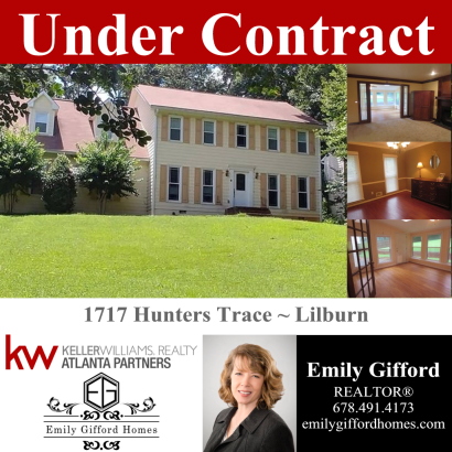Under Contract in Lilburn