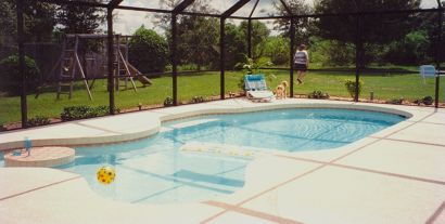 Buying A Home With A Pool?