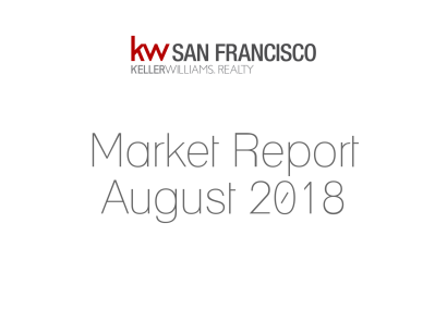 Real Estate Market Update: August 2018