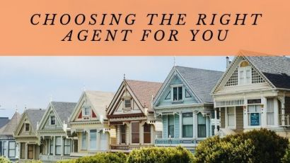 Choosing the Right Agent for You