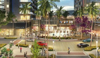 Spirit Airlines Negotiating for Offices at Massive Project Near Miami