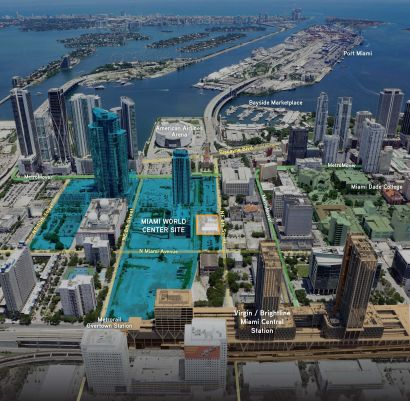 After 46 Years, Owner to Sell Downtown Miami Land