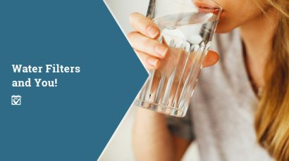 What to Know about Water Filters