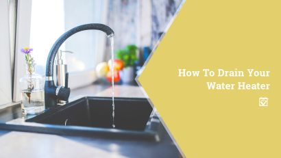 How to Drain Your Water Heater