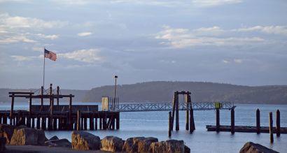 Downtown Tacoma, Ruston Way Waterfront