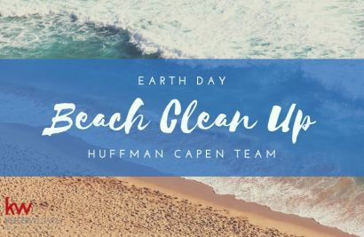 2nd Annual Earth Day Beach Clean Up
