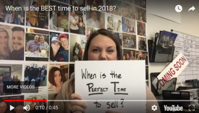 When is the BEST Time to SELL in 2018?… Just for Fun!!