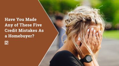 Have you made any of the 5 mistakes home buyers make.