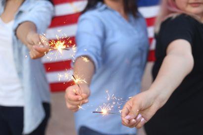 2019 List of Fireworks in Georgia