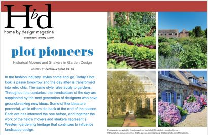 Plot Pioneers: Historical Movers and Shakers in Garden Design