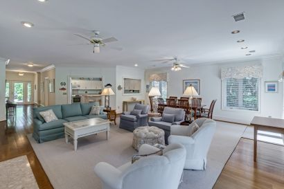 Island Home on Golf Course – Seabrook Island Resort