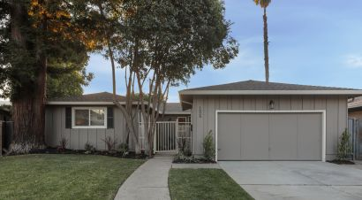 SOLD FOR OVER ASKING IN JUST 2 DAYS!  1020 Redmond Court, San Jose – Almaden Valley