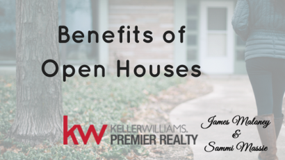 Benefits of Open Houses