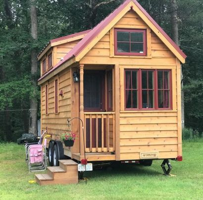 Are People Actually Happy in Tiny Houses?