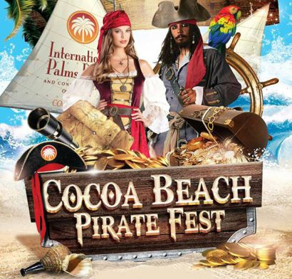 Cocoa Beach Pirate Fest begins Friday