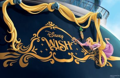 Disney Cruise Line names its new ship; Disney Wish expected to sail from Port Canaveral in 2022