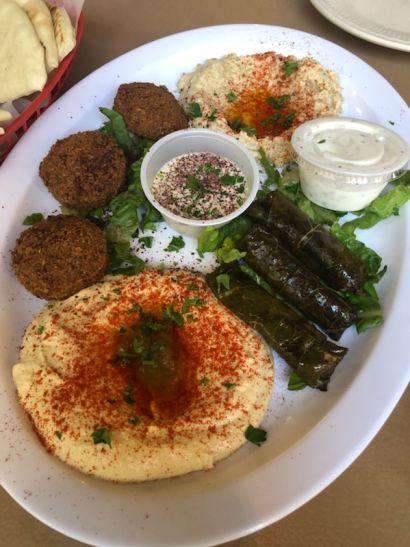Kacie Eats: Greek/Mediterranean Round-Up