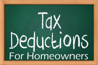 Own A Home? 4 Items You Might Be Able To Deduct On Your Income Taxes