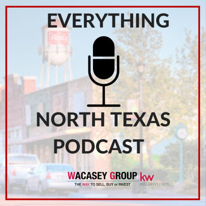 Everything North Texas Podcast Episode 2 – News, VA Tidewater and New Home Guide