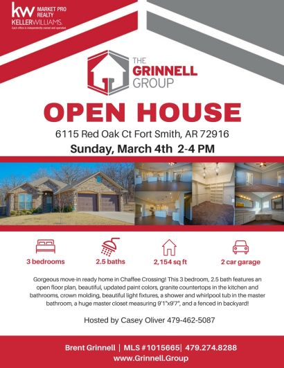 4115 Red Oak Court, Fort Smith AR