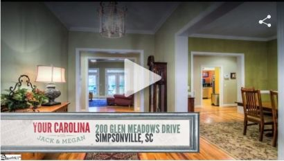 200 Glen Meadows Drive on 'Your Carolina'!