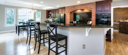 Beautiful Kitchen & Bath Remodel in Herndon