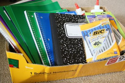 We Need YOUR Help–CCA/Keller Williams Loudoun Gateway School Supply Drive