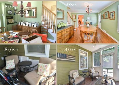 Home Staging Tips for Quick Sale – De-cluttering and De-personalize