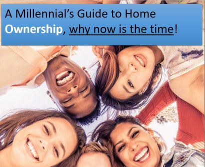 Millennial's, Begin Building Wealth through Home Ownership