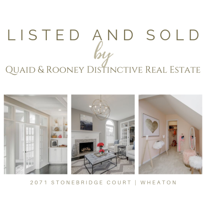 Listed and Sold By Quaid & Rooney Distinctive Real Estate