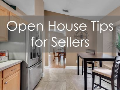 Open House Tips for Sellers