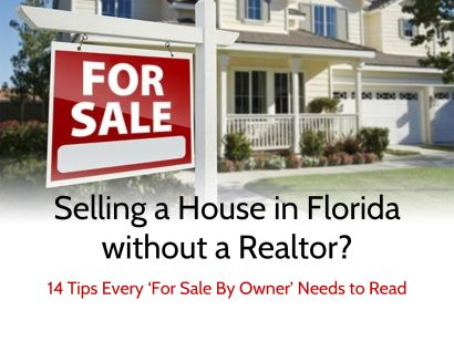 Selling a House in Florida without a Realtor?