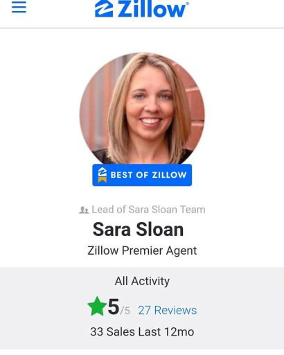 Best of Zillow!!