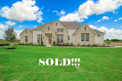 SOLD!!! Legacy Ranch