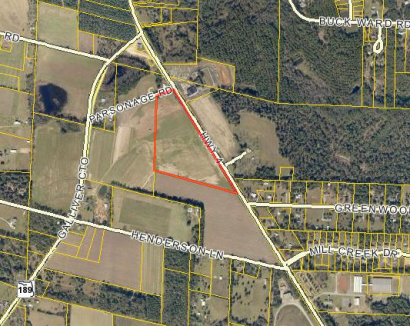 PRICE DROP – COMMERCIAL PROPERTY – 5515 Galliver, Baker, FL – 24.12 Acres
