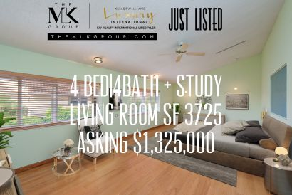 Just Listed in Coconut Grove, Miami