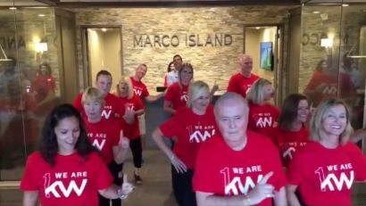 We Are Family @ Marco Island Keller Williams Realty