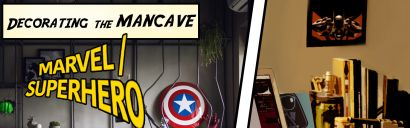 Awesome Things Your Superhero-Themed Man Cave Is Missing