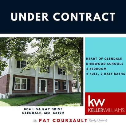Under Contract…804 Lisa Kay Drive, Glendale, MO
