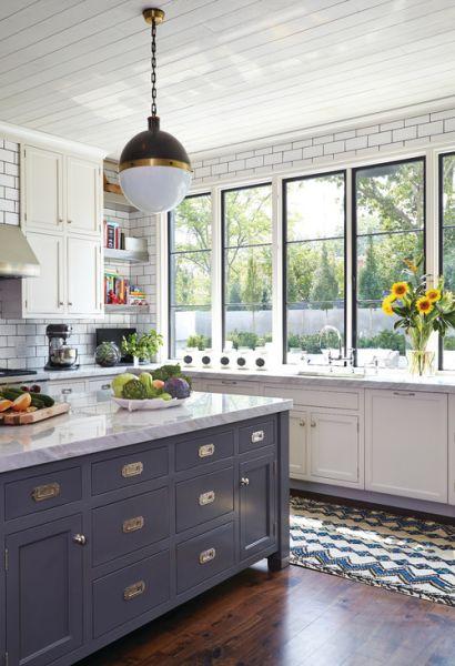 The New Trend in Kitchen Design