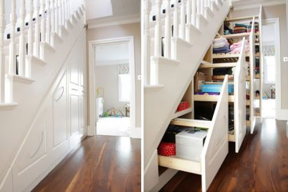 Easy Solutions for Creating Additional Storage at Home