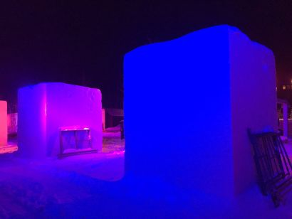 Breckenridge International Ice Sculpture Competition