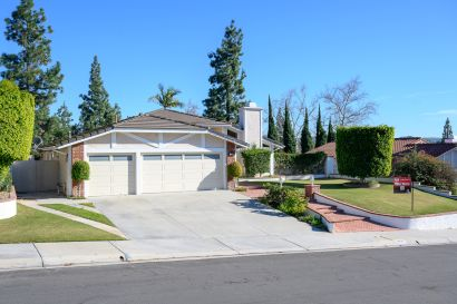 OPEN HOUSE: 5035 Vista Montana, Yorba Linda, CA
