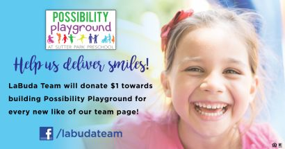 Possibility Playground and the LaBuda Team!